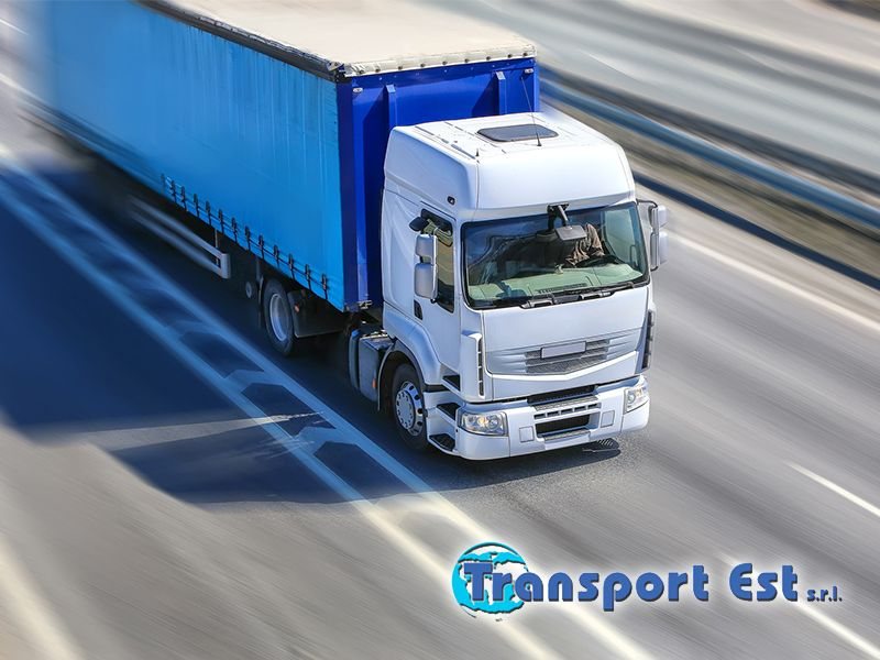 Offerta Trasporti Internazionali su Gomma - Promozione Trasporti per Est Europa - Transport Est