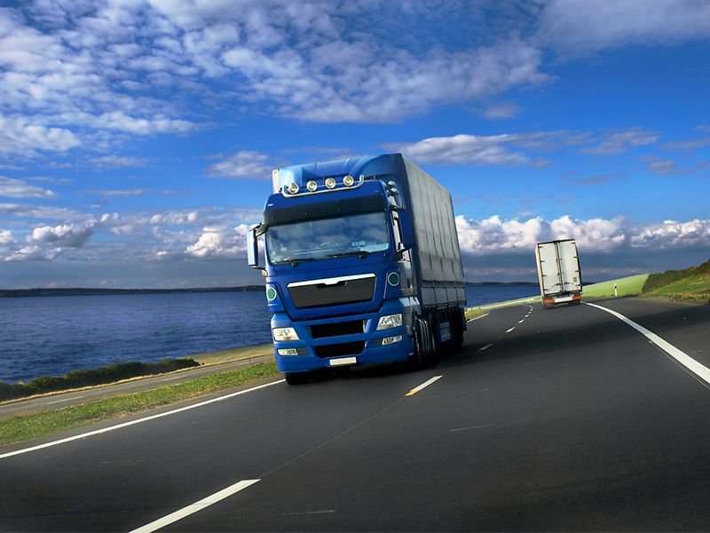 offerta trasporti internazionali su gomma in slovacchia trasnport est