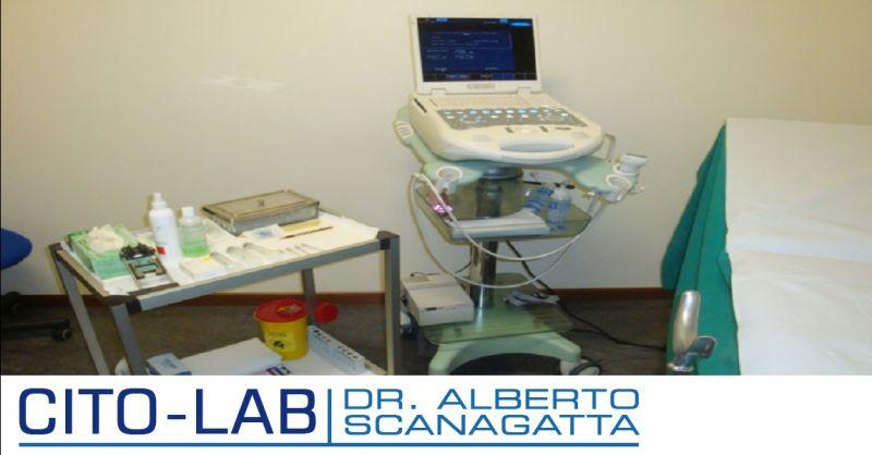 offerta esame agoaspirato alla mammella - occasione prenotazione esame agoaspirato alla tiroide