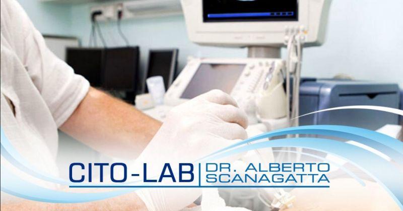 Offerta prenotazione esame agoaspirato tiroideo - Occasione esame agoaspirato al seno Verona