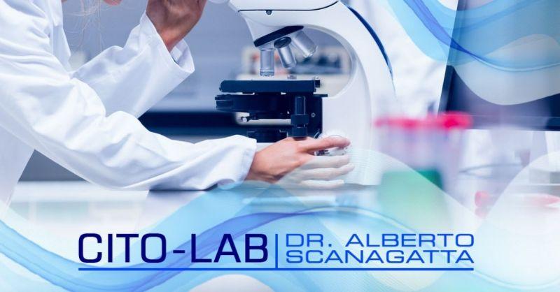 CITO LAB - Offerta Prenotazione esame citologico Pap test in fase liquida Thin Prep Verona
