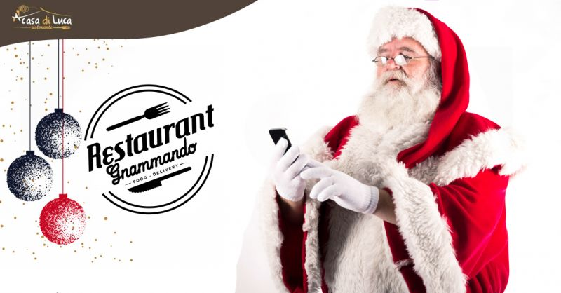 RISTORANTE A CASA DI LUCA Offerta vendita cibo on line ristorante pizzeria a Battipaglia