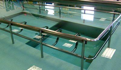 offerta costruzione impianti e piscine terapeutiche e riabilitative spoleto giesse tecnica
