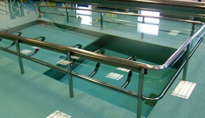 offerta costruzione impianti e piscine terapeutiche e riabilitative todi giesse tecnica