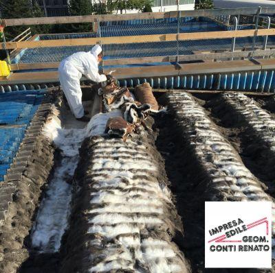 offerta smaltimento lana vetro promozione rimozione lana roccia impresa edile conti renato