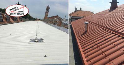 offerta costruzione e ristrutturazione di tetti varese promozione installazione lattonerie civili e industriali