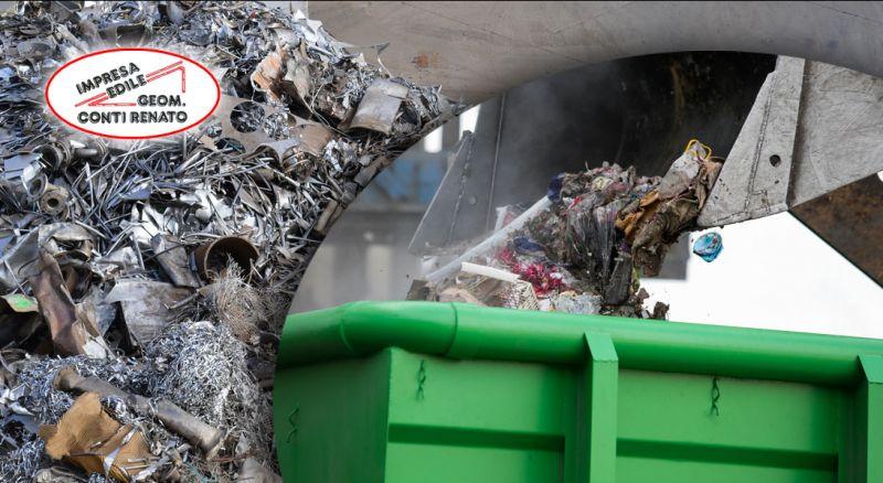 Offerta ritiro e smaltimento rifiuti pericolosi varese - promozione smaltimento rifiuti pericolosi con noleggio container varese