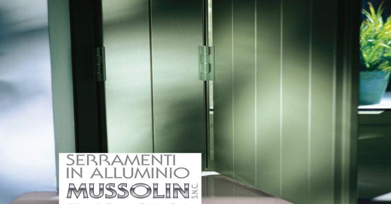Serramenti Mussolin offerta balconi alla vicentina - occasione balconi alla padovana scuri