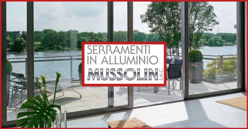 SERRAMENTI IN ALLUMINIO MUSSOLIN SNC - Promozione sostituzione serramenti detrazione ecobonus