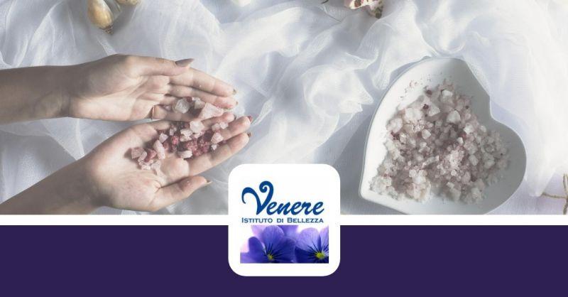 Venere istituto di bellezza offerta trattamenti viso e corpo - occasione centro estetico Ancona