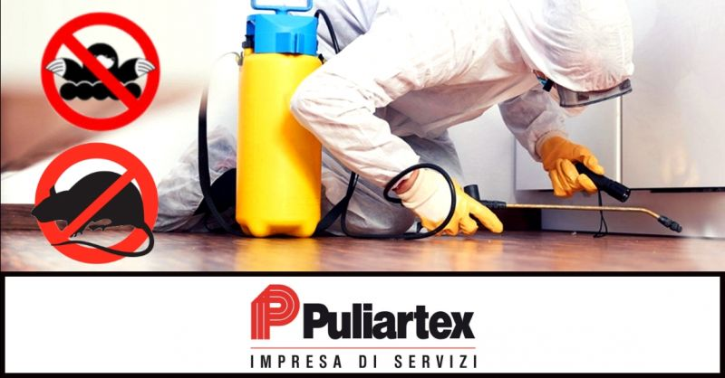 PULIARTEX - offerta servizio professionale di derattizzazione Piacenza Cremona