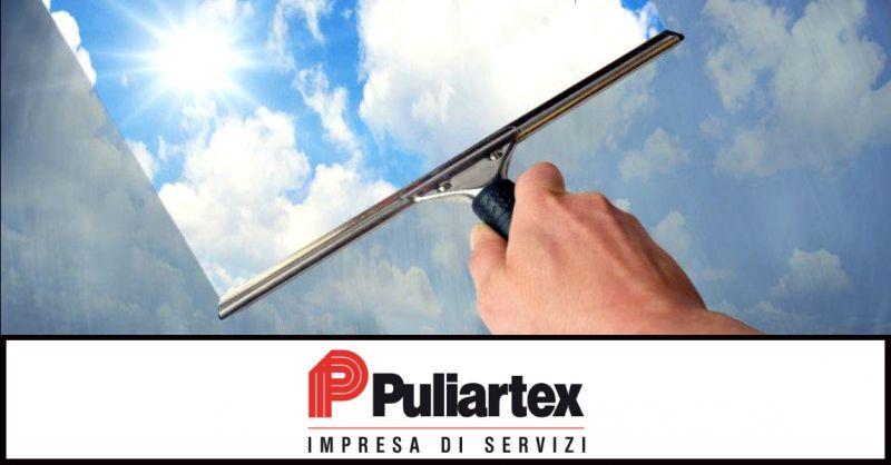 PULIARTEX - offerta servizio di pulizia professionale di vetrate esterne Piacenza Cremona