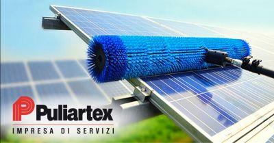puliartex offerta servizio professionale pulizia pannelli fotovoltaici cremona