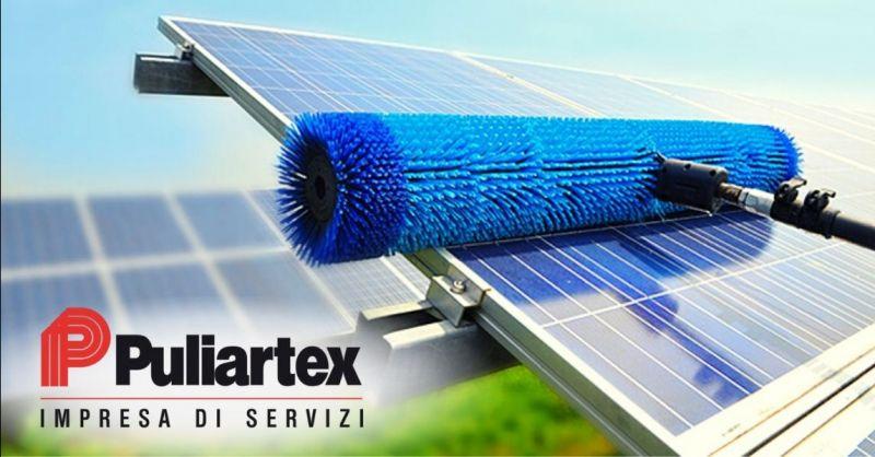 PULIARTEX - Offerta servizio professionale pulizia pannelli fotovoltaici Cremona