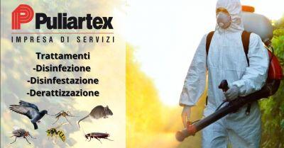 offerta trattamenti professionali di derattizzazione occasione servizio disinfestazione insetti piacenza