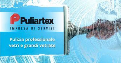 promozione professionisti lavaggio vetrate facciate continue offerta impresa pulizie vetrine piacenza