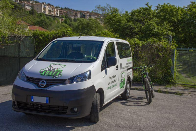 offerta servizio recupero bici assistenza bike - occasione soccorso bici recupero stradale bike