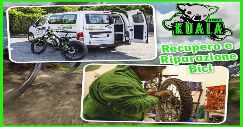 offerta SOS recupero bici assistenza bike - occasione soccorso bici SOS stradale bike trieste