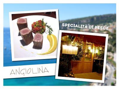 offerta cucina pesce promozione menu pesce trattoria angiolina