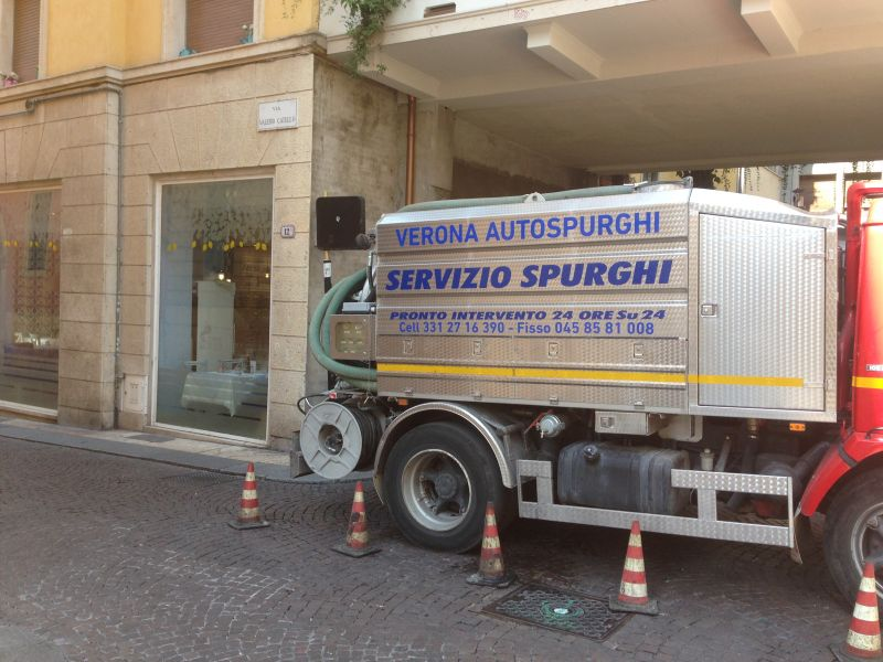 Offerta pulizia fosse biologiche spurgo fosse Imhoff - Promozione fosse biologiche Verona