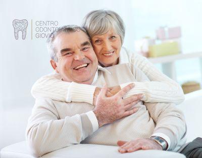 offerta protesi dentale promozione protesi dentali centro odontoiatrico giovio como