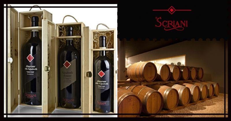 AZIENDA AGRICOLA I SCRIANI - Offerta confezioni regalo vini Italiani confezione MAGNUM