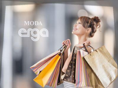 offerta collezioni autunno inverno promozione abbigliamento moda moda erga