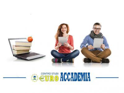 offerta corsi online promozione diploma on line euro accademia