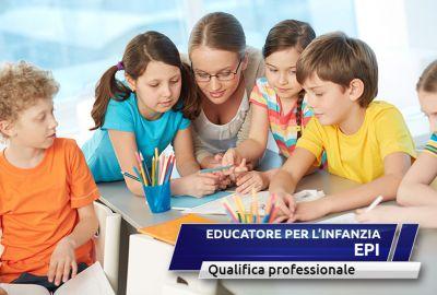 corso educatore infanzia