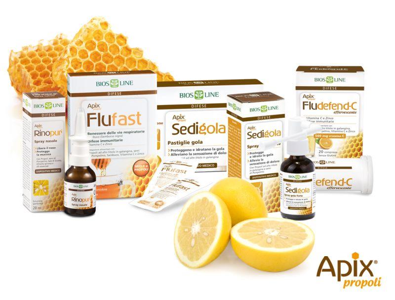 offerta Apix flufast sedigola - promozione propoli semi di pompelmo Erbolandia Vicenza