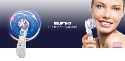 promozione relifting incarose offerta dispositivo di bellezza erbolandia vicenza