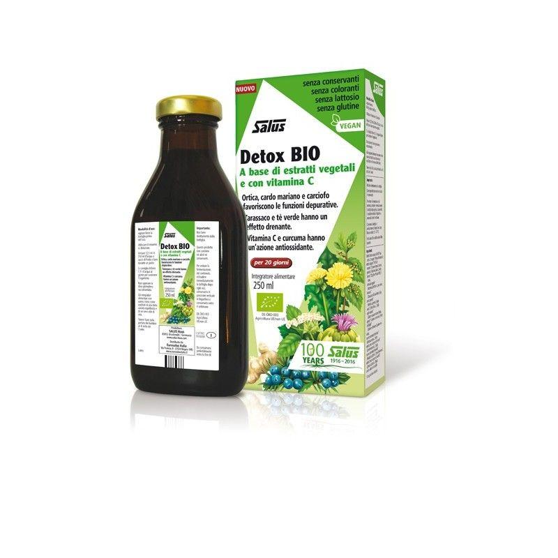 Promozione Detox Bio - Offerta per depurare fegato Erbolandia Vicenza