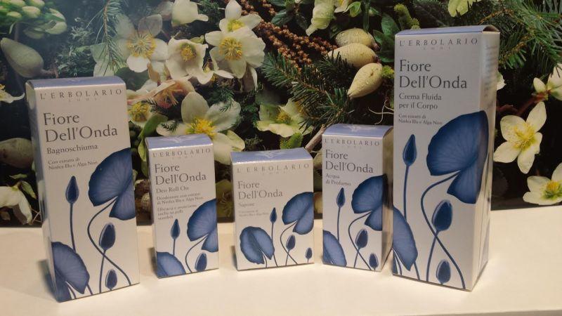 Promozione Fiore dell'Onda L'Erbolario - offerta profumo estate Erbolandia