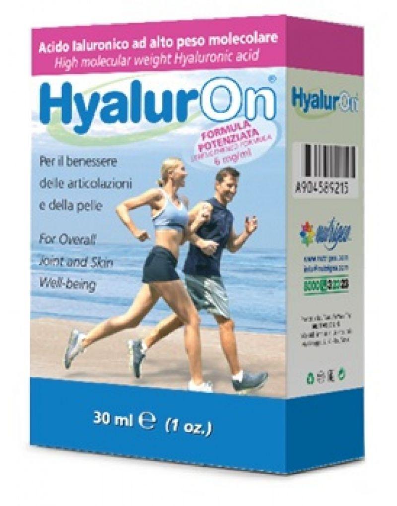 Promozione Hyaluron - offerta Nutrigea acido ialuronico Erbolandia Vicenza