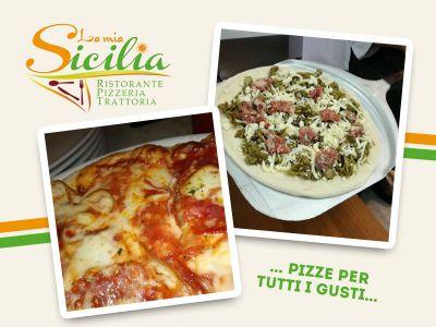 offerta specialita pizza palazzolo promozione pizzeria forno legna palazzolo la mia sicila