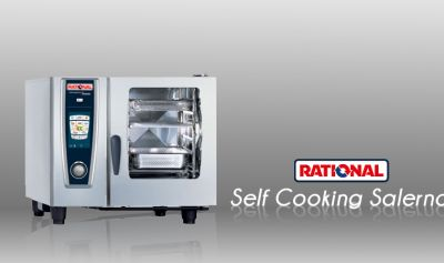 offerta vendita forno rational promozione distribuzione forno funzione selfcookingcontrol