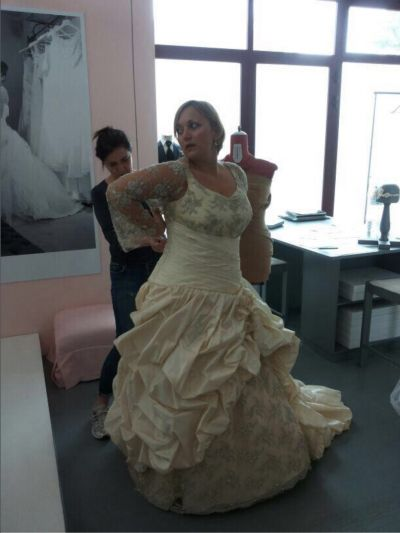 promozione abito sposa offerta abito sposa su misura siena zea couture