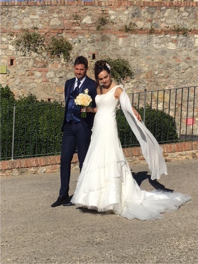 Abito sposa/sposo su misura Siena