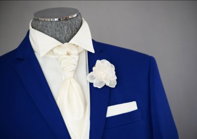 offerta abito da sposo promozione abito su misura cerimonia uomo siena zea couture