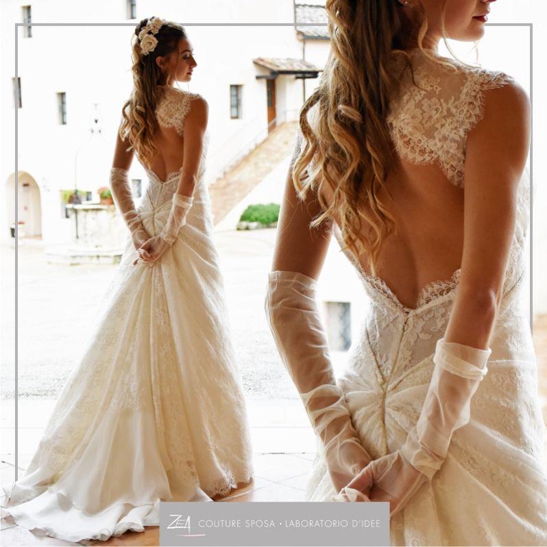 Promozione abiti da sposa sartoriali Sinalunga