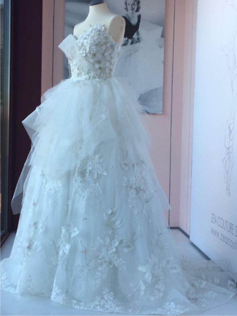 Promozione abiti da sposa su misura in provincia di Siena