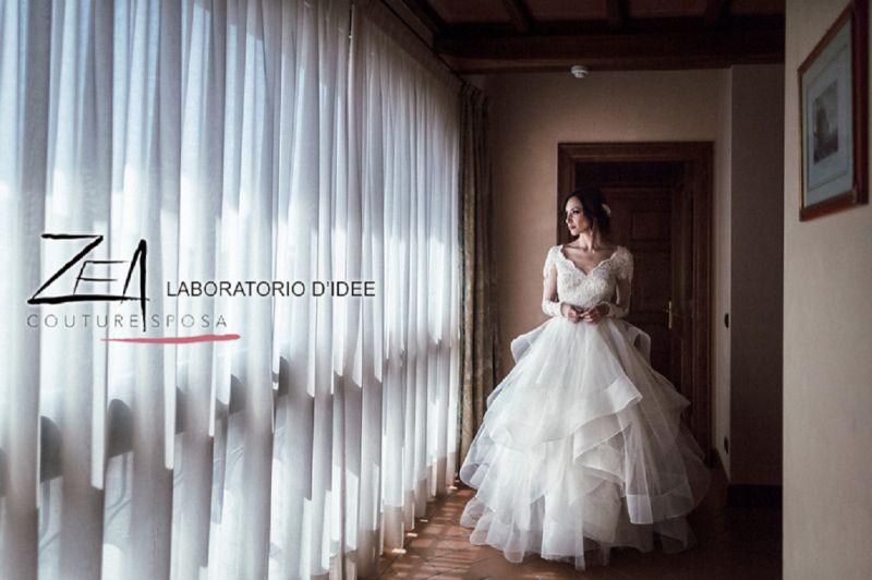ZEA COUTURE promozione abiti da sposa sartoriali - offerta abiti da sposa