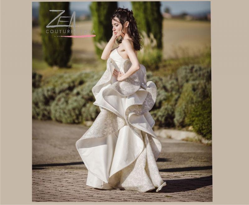 promozione abiti da sposa Siena - ZEA COUTURE offerta atelier sposa sinalunga