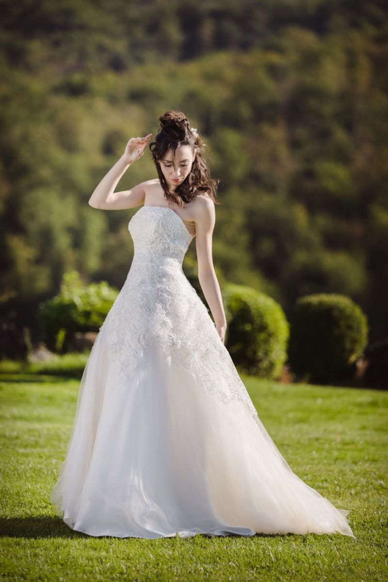 su misura - sartoria - abiti sposa