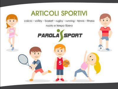 offerta negozio di articoli sportivi cuneo promozione accessori sportivi cuneo parolasport