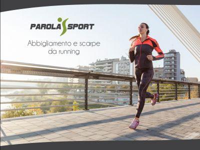 offerta abbigliamento running cuneo promozione scarpe da running cuneo parolasport