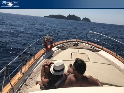 offerta noleggio barche charter penisola sorrentina promozione noleggio barche