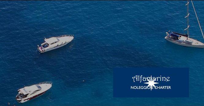 Alfamarine offerta tour in barca - occasione escursione noleggio barche Napoli
