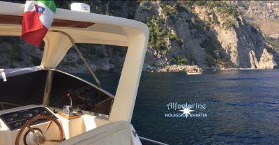 alfamarine boat charter offerta giro in barca occasione affitto barche napoli