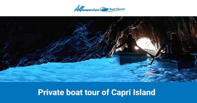 ALFAMARINE - Bargain Capri tours - Special offer trips Positano Amalfi Italy Tours